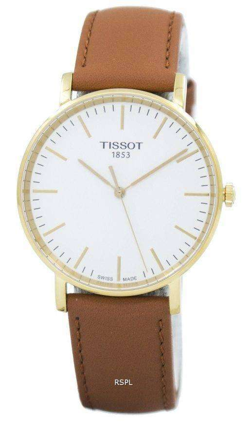 ティソ毎回中クオーツ T109.410.36.031.00 T1094103603100 ユニセックス腕時計
