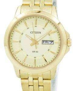 市民石英 BF2013 56 P メンズ腕時計