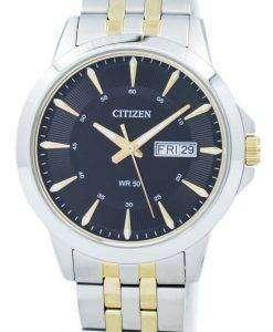 市民石英 BF2018 52 e メンズ腕時計