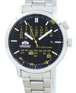 オリエント スタイリッシュ アンド スマート複数年のカレンダー FER2L002B0 ER2L002B メンズ腕時計