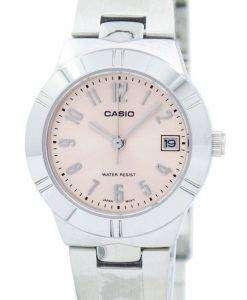 カシオ Enticer 石英 LTP 1241 D 4A3 レディース腕時計