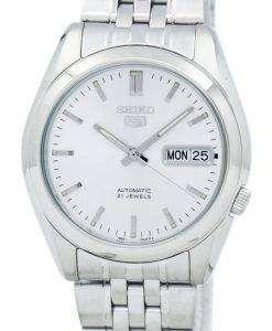 セイコー 5 自動 21 宝石 SNK355 SNK355K1 SNK355K メンズ腕時計腕時計