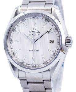 オメガ シーマスター アクア テラ クォーツ 150 M スイス製 231.10.39.60.02.001 メンズ腕時計