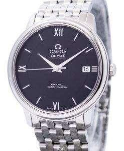 オメガ ・ デ ・ ヴィル プレステージ コーアクシャル クロノメーター 424.10.37.20.01.001 メンズ腕時計