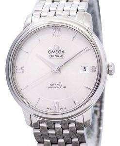 オメガ ・ デ ・ ヴィル プレステージ コーアクシャル クロノメーター 424.10.37.20.02.001 メンズ腕時計
