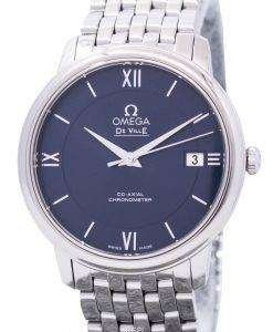 オメガ ・ デ ・ ヴィル プレステージ コーアクシャル クロノメーター 424.10.37.20.03.001 メンズ腕時計