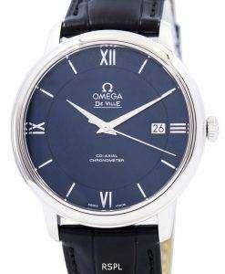 オメガ ・ デ ・ ヴィル プレステージ コーアクシャル クロノメーター 424.13.40.20.03.001 メンズ腕時計
