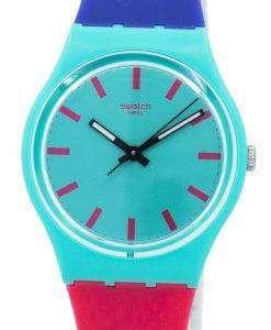 スウォッチ オリジナル Shunbukin クオーツ マルチカラー GG215 ユニセックス腕時計