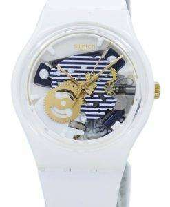 スウォッチ オリジナル マリニエール クオーツ GW169 ユニセックス腕時計