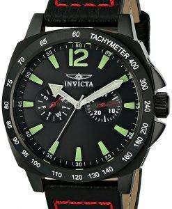 インビクタ専門多機能タキメーター 0857 クォーツ メンズ腕時計