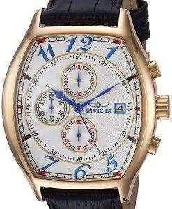 インビクタ専門 14330 多機能クォーツ メンズ腕時計