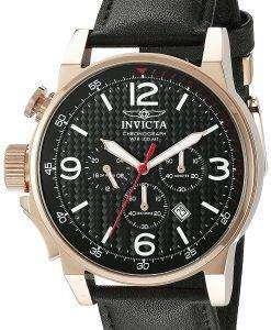 インビクタ - 力水晶 20138 クロノグラフ メンズ腕時計