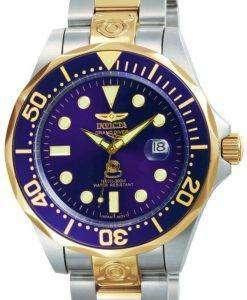 インビクタ Pro ダイバー グランド ダイバー自動 300 M 3049 男性用の腕時計