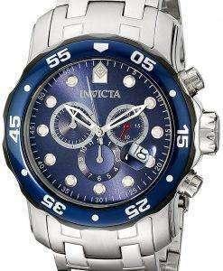 インビクタ Pro ダイバー クォーツ クロノグラフ 80057 メンズ腕時計