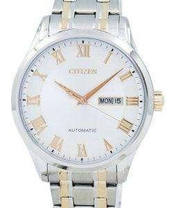 シチズン機械自動 NH8366 83A メンズ腕時計