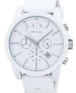 アルマーニエクス チェンジ クロノグラフ クオーツ AX1325 ユニセックス腕時計
