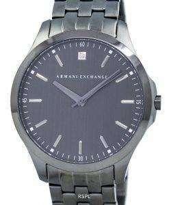 アルマーニエクス チェンジ ハンプトン ダイヤモンド アクセント石英 AX2169 メンズ腕時計