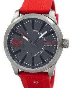 ディーゼルの時間枠石英 DZ1806 メンズ腕時計の石目やすり