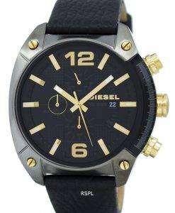 ディーゼル オーバーフロー時間枠クロノグラフ クォーツ DZ4375 メンズ腕時計