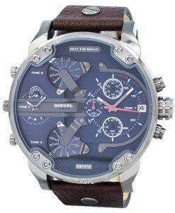 ディーゼルさんパパ 2.0 4 つのタイム ゾーン DZ7314 メンズ腕時計