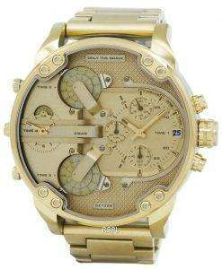 ディーゼルさんパパ 2.0 時間枠」のみ勇敢な「クロノグラフ クォーツ DZ7399 メンズ腕時計