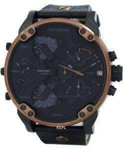 ディーゼルさんパパ 2.0 時間枠」のみ勇敢な「クロノグラフ クォーツ DZ7400 メンズ腕時計