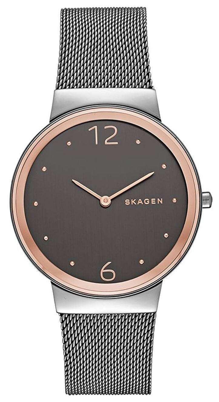 スカーゲン Freja 石英 SKW2382 レディース腕時計