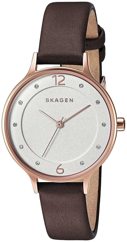 スカーゲン アニタ石英 SKW2472 レディース腕時計
