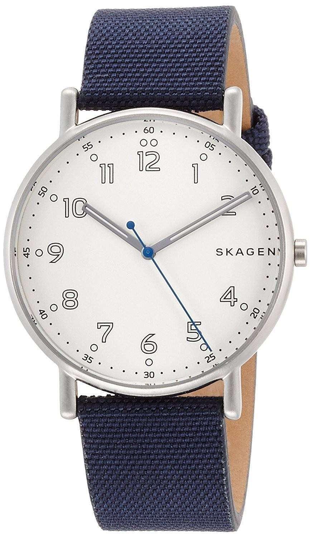 スカーゲン署名石英 SKW6356 メンズ腕時計