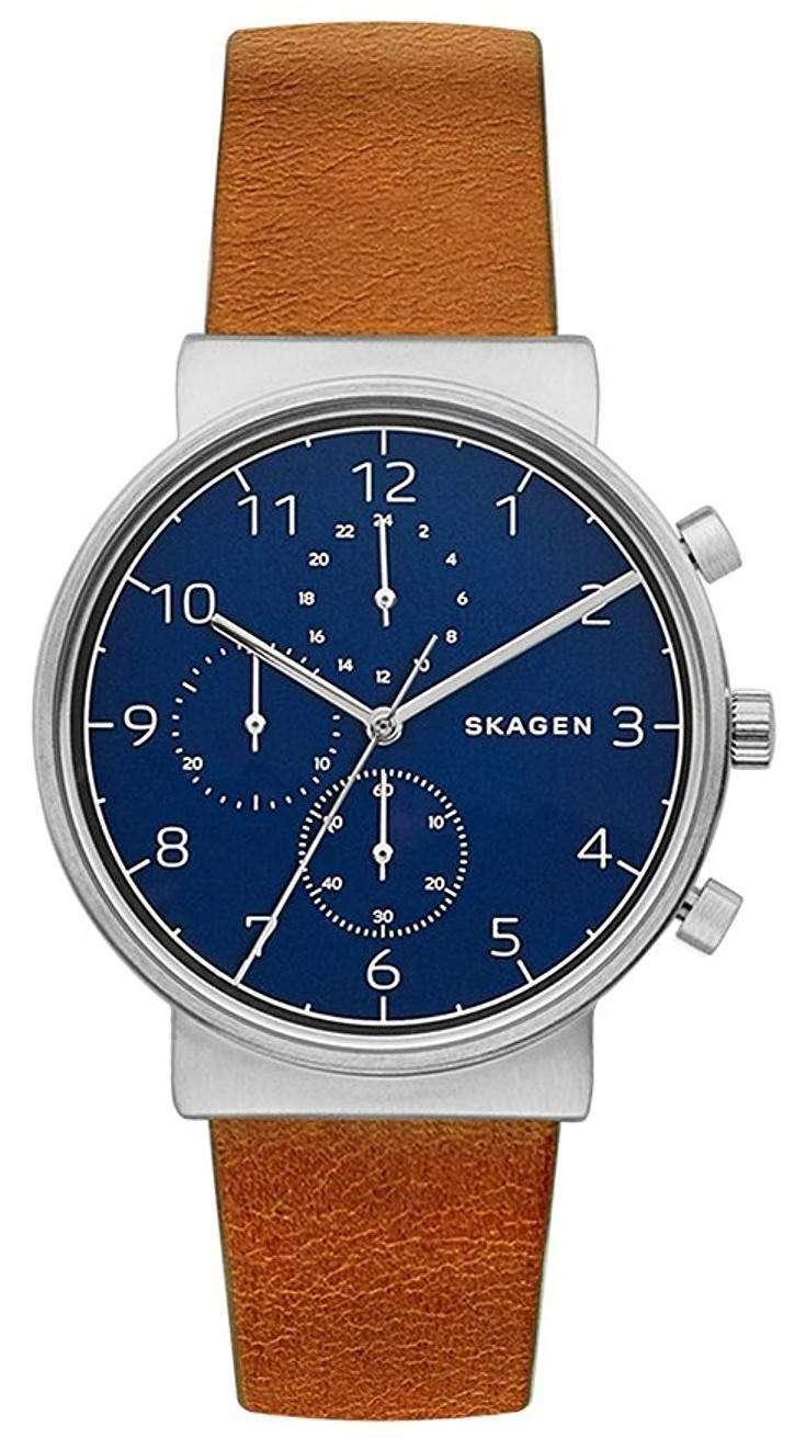 スカーゲンの支えクロノグラフ クォーツ SKW6358 メンズ腕時計