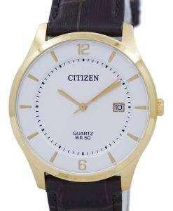 シチズンクォーツ アナログ標準 BD0043-08B メンズ腕時計