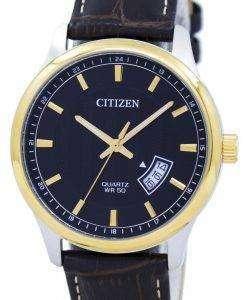市民石英標準 BI1054 12E メンズ腕時計