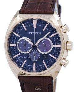 市民エコ ・ ドライブ クロノグラフ CA4283-04 L メンズ腕時計