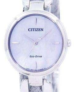 市民エコドライブ EM0420 89 D レディース腕時計