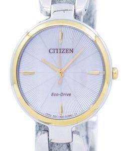 市民エコドライブ EM0424 88A レディース腕時計
