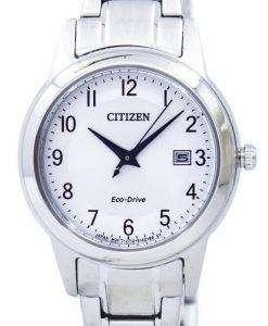 市民エコ ・ ドライブ FE1081-59B レディース腕時計