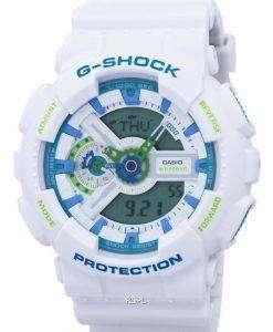 カシオ G-ショック スポーツ衝撃世界時間アナログ デジタル GA 110WG-7 a メンズ腕時計