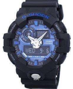カシオ G-ショック アナログ デジタル 200 M GA-710-1 a 2 メンズ腕時計