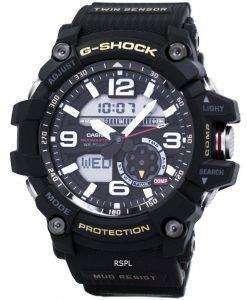 カシオ G ショック MUDMASTER ツイン センサー 200 M GG-1000-1 a メンズ腕時計