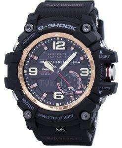 カシオ G ショック Mudmaster アナログ デジタル衝撃耐性 200 M GG-1000RG-1 a メンズ腕時計
