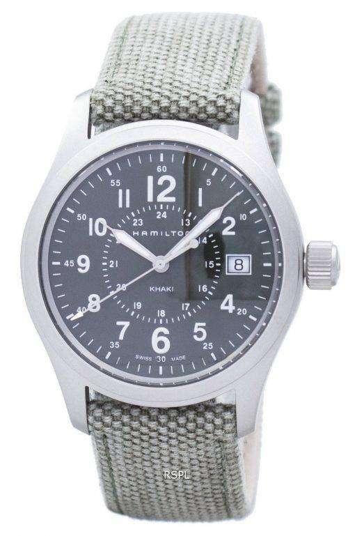 ハミルトン カーキ フィールド クオーツ H68201963 メンズ腕時計