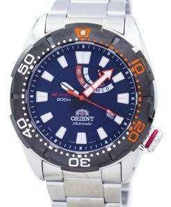 オリエント M フォース ブラボー パワー リザーブ自動 SEL0A002D0 メンズ時計