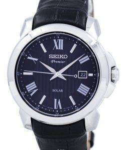 セイコー プレミア太陽 SNE455P2 メンズ腕時計