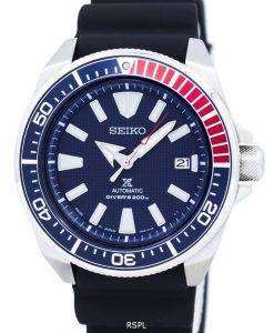セイコー プロスペックス侍自動ダイバー 200 M 日本製 SRPB53 SRPB53J1 SRPB53J メンズ腕時計