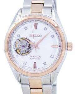 ダイヤモンド アクセント SSA810 SSA810J1 SSA810J レディース腕時計セイコー プレサージュ自動日本