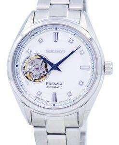 ダイヤモンド アクセント SSA811 SSA811J1 SSA811J レディース腕時計セイコー プレサージュ自動日本
