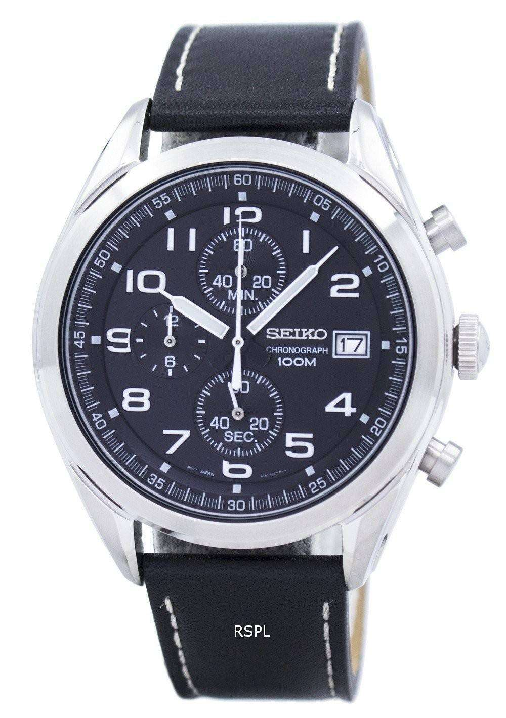 best website 5d37f a57c6 セイコー クロノグラフ クォーツ SSB271 SSB271P1 SSB271P メンズ腕時計