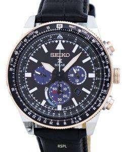 セイコー プロスペックス ソーラー クロノグラフ SSC611 SSC611P1 SSC611P メンズ腕時計
