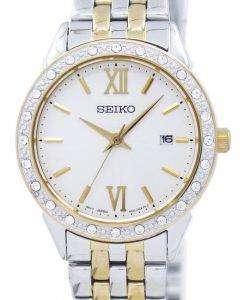 セイコー クオーツ ダイヤモンド アクセント SUR690 SUR690P1 SUR690P レディース腕時計