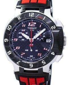 ティソ T シャツレース MotoGP 限定版 T048.417.27.207.01 T0484172720701 メンズ腕時計